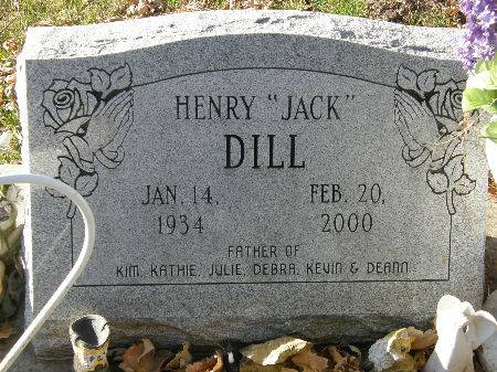 DILL, HENRY