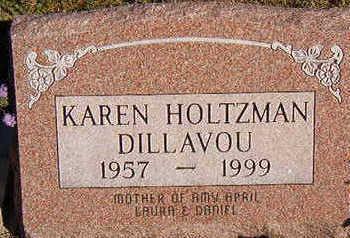 HOLTZMAN DILLAVOU, KAREN - Black Hawk County, Iowa | KAREN HOLTZMAN DILLAVOU