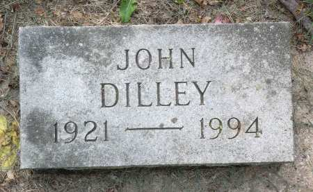 DILLEY, JOHN - Black Hawk County, Iowa | JOHN DILLEY