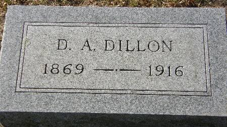 DILLON, D. A. - Black Hawk County, Iowa | D. A. DILLON