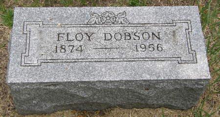 DOBSON, FLOY - Black Hawk County, Iowa | FLOY DOBSON