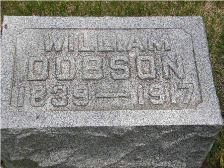 DOBSON, WILLIAM - Black Hawk County, Iowa | WILLIAM DOBSON