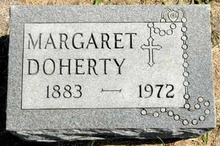 DOHERTY, MARGARET - Black Hawk County, Iowa | MARGARET DOHERTY