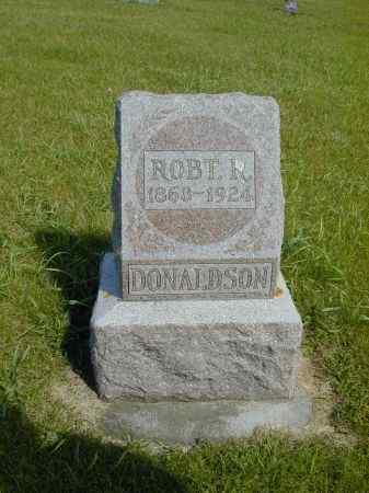 DONALDSON, ROBERT R. - Black Hawk County, Iowa | ROBERT R. DONALDSON