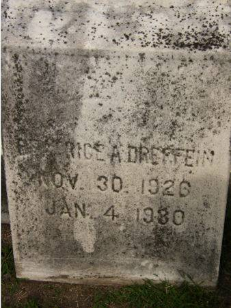 DREFFEIN, BEATRICE A. - Black Hawk County, Iowa | BEATRICE A. DREFFEIN