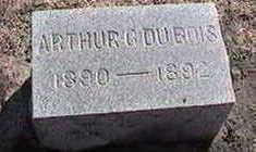 DUBOIS, ARTHUR C. OR G. - Black Hawk County, Iowa | ARTHUR C. OR G. DUBOIS