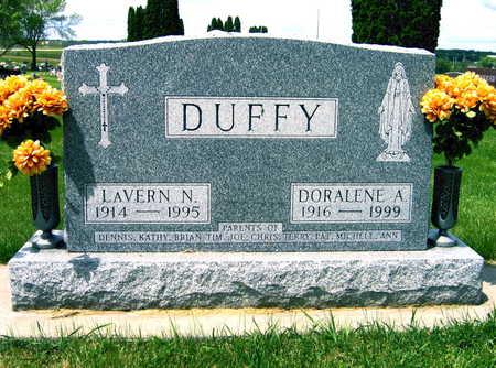 DUFFY, LAVERN N. - Black Hawk County, Iowa   LAVERN N. DUFFY