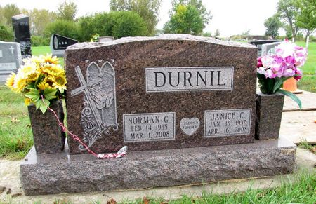 DURNIL, JANICE C. - Black Hawk County, Iowa | JANICE C. DURNIL
