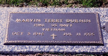 DURNIN, MARVIN TERRY - Black Hawk County, Iowa   MARVIN TERRY DURNIN