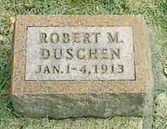 DUSCHEN, ROBERT M. - Black Hawk County, Iowa | ROBERT M. DUSCHEN