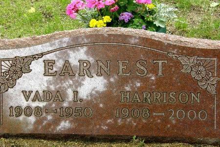 EARNEST, VADA I. - Black Hawk County, Iowa | VADA I. EARNEST