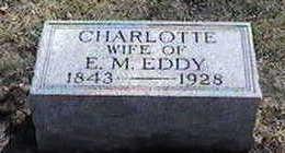 EDDY, CHARLOTTE - Black Hawk County, Iowa | CHARLOTTE EDDY