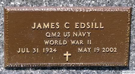 EDSILL, JAMES C. - Black Hawk County, Iowa   JAMES C. EDSILL