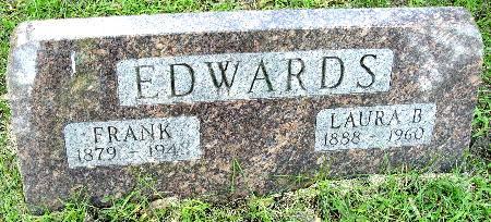 EDWARDS, LAURA B. - Black Hawk County, Iowa | LAURA B. EDWARDS