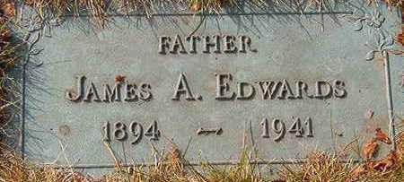 EDWARDS, JAMES A. - Black Hawk County, Iowa | JAMES A. EDWARDS