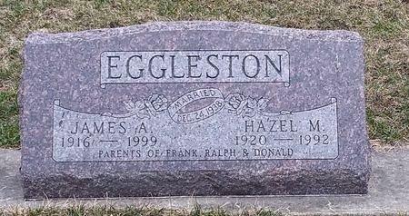 EGGLESTON, JAMES A. - Black Hawk County, Iowa | JAMES A. EGGLESTON