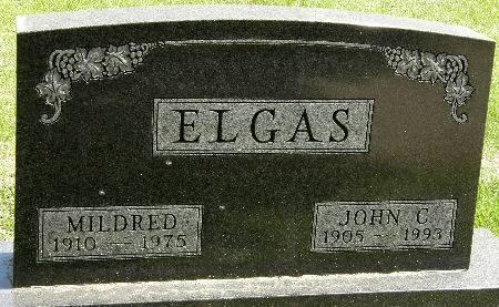 ELGAS, JOHN C. - Black Hawk County, Iowa | JOHN C. ELGAS