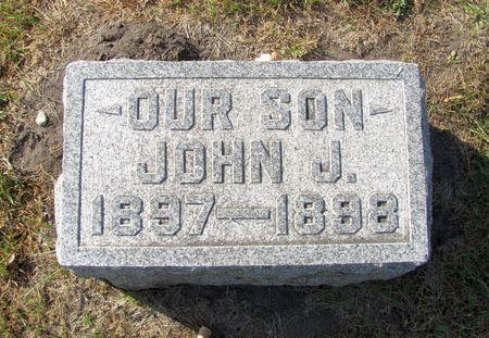 EMERT, JOHN J. - Black Hawk County, Iowa | JOHN J. EMERT