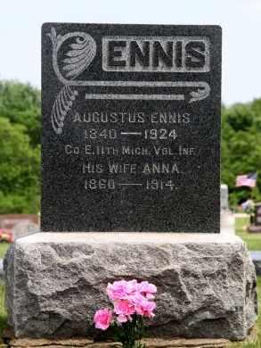 ENNIS, ANNA - Black Hawk County, Iowa | ANNA ENNIS