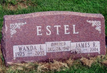 ESTEL, JAMES R. - Black Hawk County, Iowa | JAMES R. ESTEL