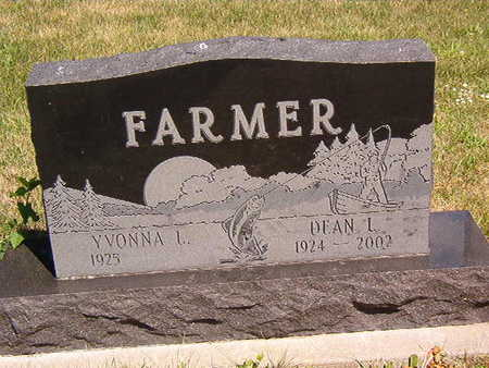 FARMER, DEAN L. - Black Hawk County, Iowa | DEAN L. FARMER