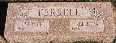 FARRELL, EVERETT - Black Hawk County, Iowa | EVERETT FARRELL