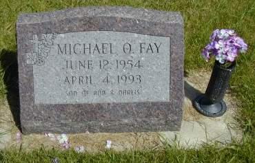 FAY, MICHAEL OLIVER - Black Hawk County, Iowa | MICHAEL OLIVER FAY