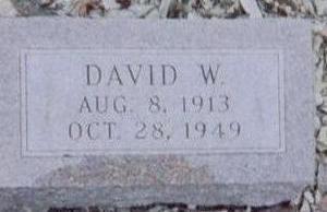 FECHT, DAVID - Black Hawk County, Iowa   DAVID FECHT