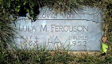 FERGUSON, LULA M. - Black Hawk County, Iowa | LULA M. FERGUSON