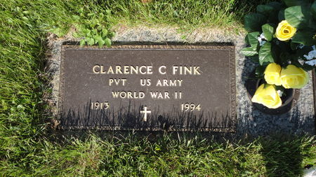FINK, CLARENCE - Black Hawk County, Iowa | CLARENCE FINK