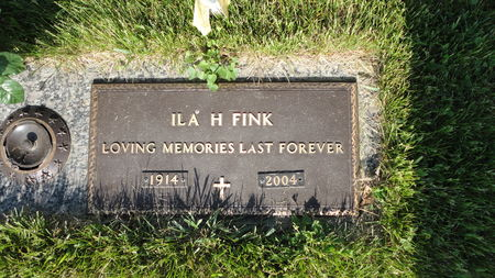 FINK, ILA - Black Hawk County, Iowa | ILA FINK