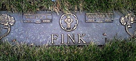 FINK, WALTER H. - Black Hawk County, Iowa | WALTER H. FINK
