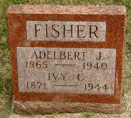 FISHER, IVY C. - Black Hawk County, Iowa | IVY C. FISHER