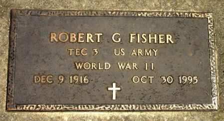 FISHER, ROBERT G. - Black Hawk County, Iowa | ROBERT G. FISHER
