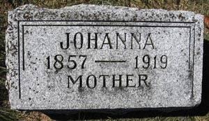FLAHERTY, JOHANNA - Black Hawk County, Iowa | JOHANNA FLAHERTY