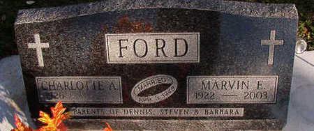 FORD, CHARLOTTE A. - Black Hawk County, Iowa | CHARLOTTE A. FORD
