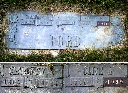 FORD, CLARENCE J. - Black Hawk County, Iowa | CLARENCE J. FORD