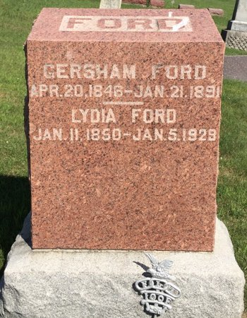 FORD, GERSHAM - Black Hawk County, Iowa | GERSHAM FORD