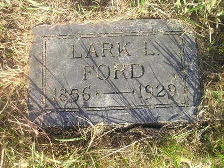FORD, LARK L - Black Hawk County, Iowa | LARK L FORD