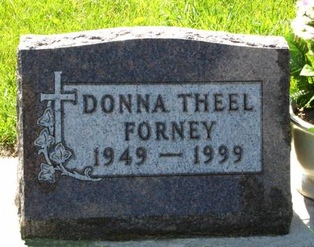 THEEL FORNEY, DONNA - Black Hawk County, Iowa | DONNA THEEL FORNEY