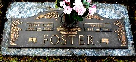 FOSTER, LLOYD E. - Black Hawk County, Iowa | LLOYD E. FOSTER