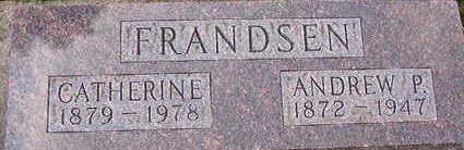 FRANDSEN, CATHERINE - Black Hawk County, Iowa | CATHERINE FRANDSEN