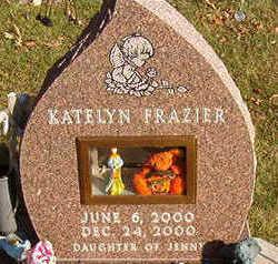 FRAZIER, KATELYN - Black Hawk County, Iowa   KATELYN FRAZIER