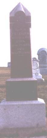 PETERSEN FRY, MARIA - Black Hawk County, Iowa | MARIA PETERSEN FRY