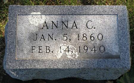 FUNK, ANNA C. - Black Hawk County, Iowa | ANNA C. FUNK