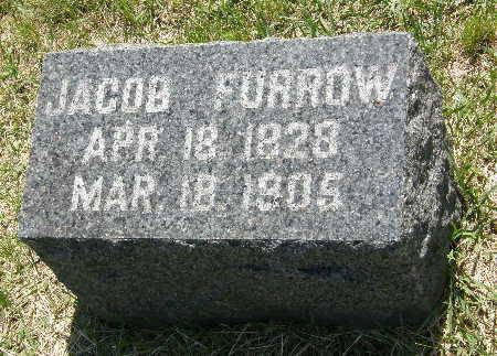 FURROW, JACOB - Black Hawk County, Iowa | JACOB FURROW