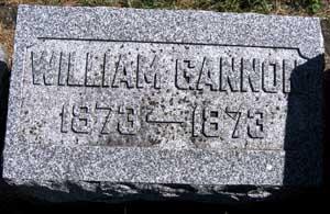 GANNON, WILLIAM - Black Hawk County, Iowa | WILLIAM GANNON