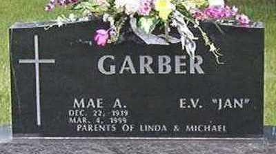 GARBER, E. V.