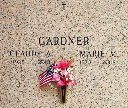 EVERDING GARDNER, MARIE M. - Black Hawk County, Iowa | MARIE M. EVERDING GARDNER