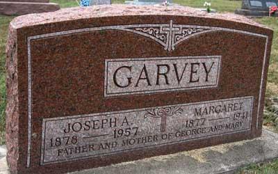 GARVEY, MARGARET - Black Hawk County, Iowa | MARGARET GARVEY